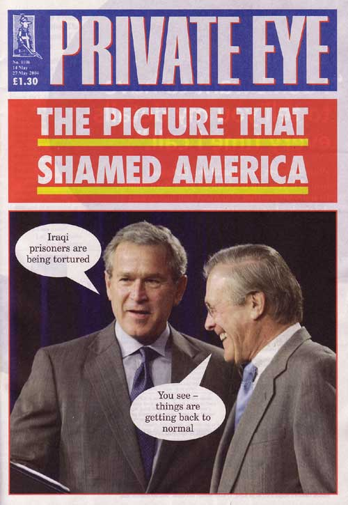George W Bush Donald Rumsfeld