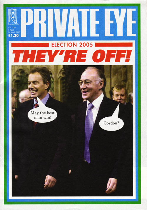 Tony Blair Michael Howard Charles Kennedy