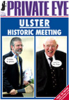Gerry Adams Ian Paisley