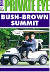 George W Bush Gordon Brown