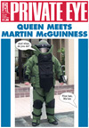The Queen Martin McGuinness