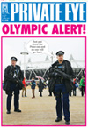 Olympic Security Guards