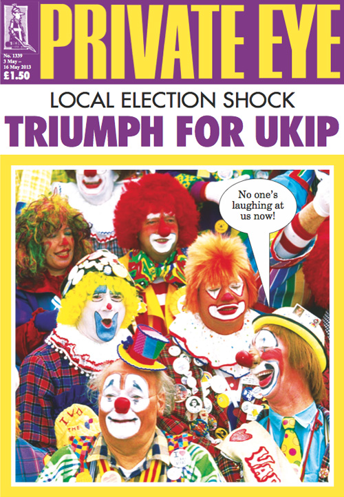 UKIP Clowns