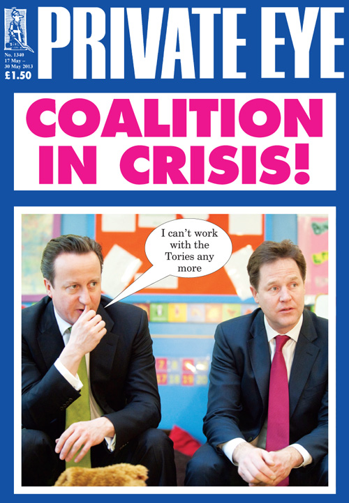Private Eye Issue 1340