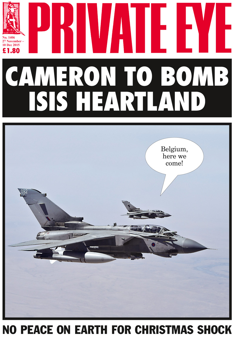 Private Eye Issue 1406