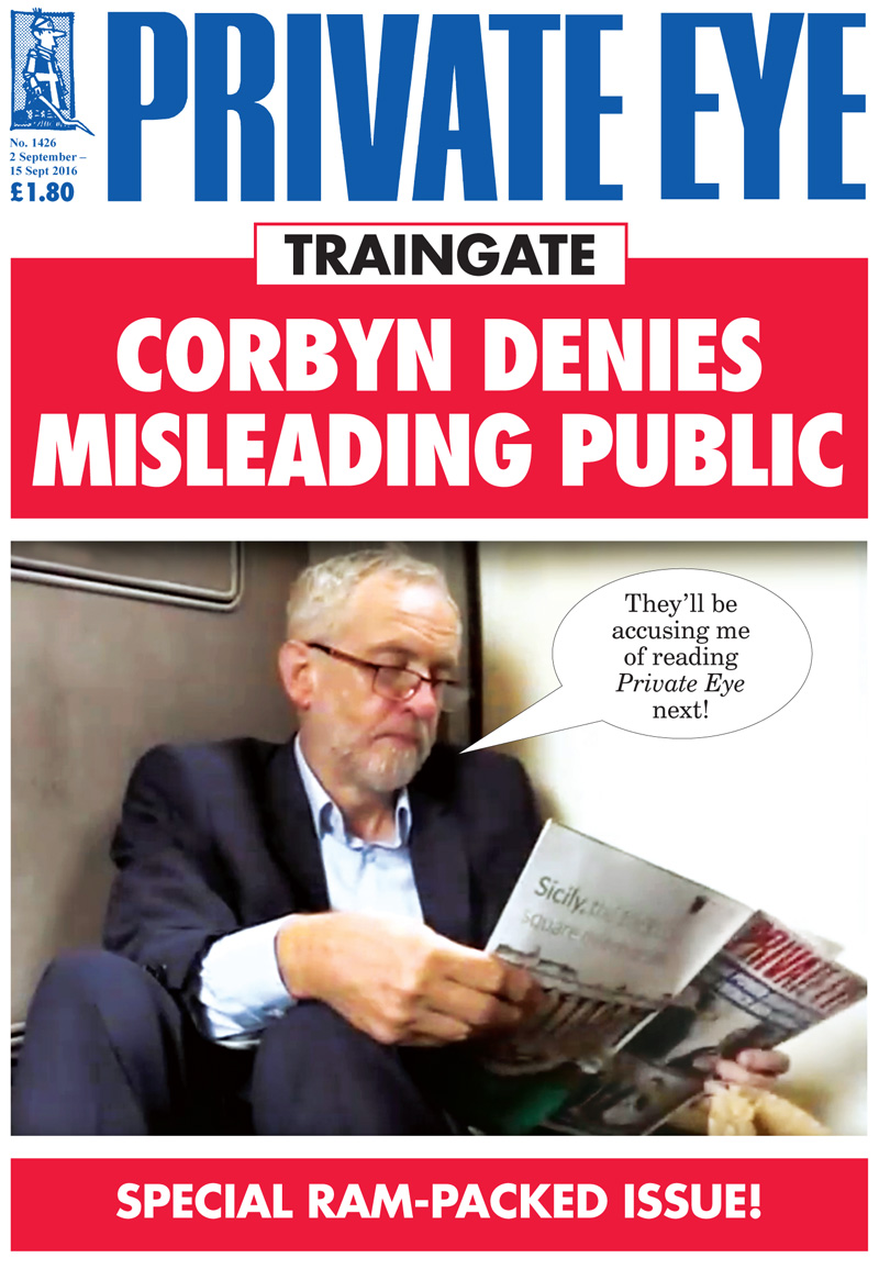 Private Eye Issue 1426