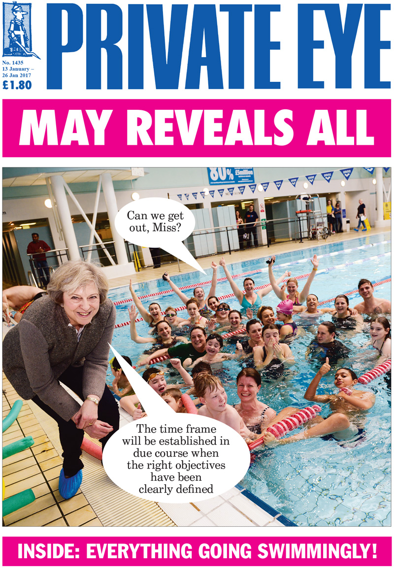 Private Eye Issue 1435