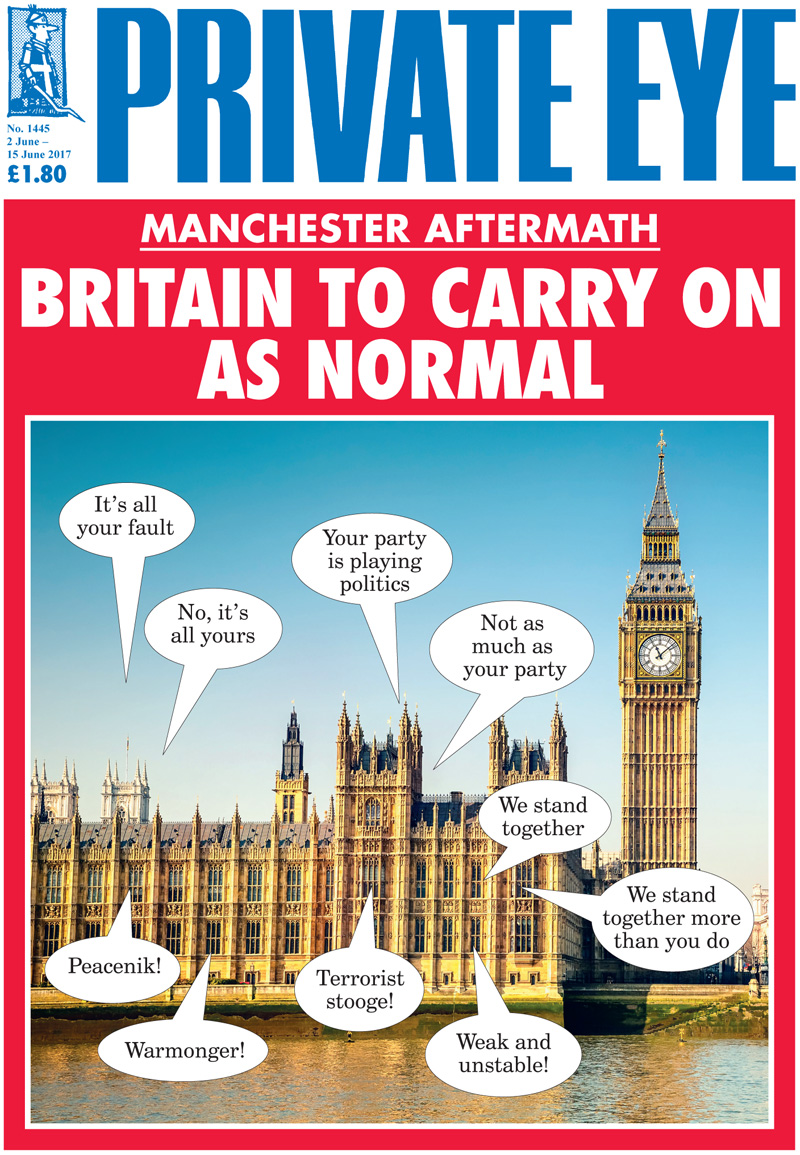 Private Eye Issue 1445