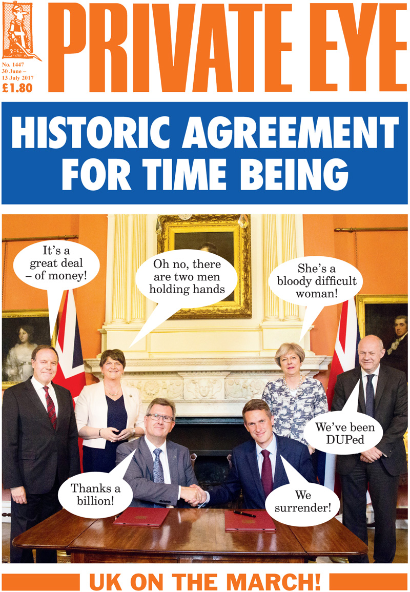 Private Eye Issue 1447