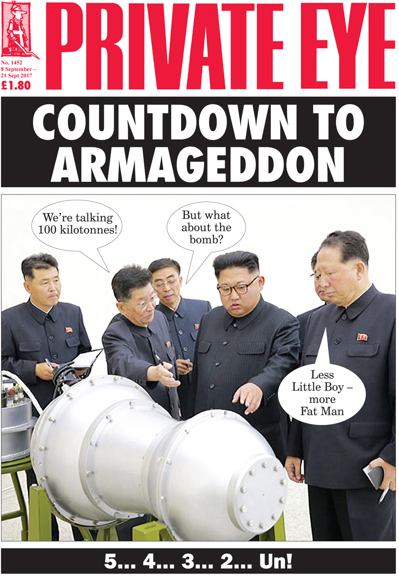 Private Eye Issue 1452