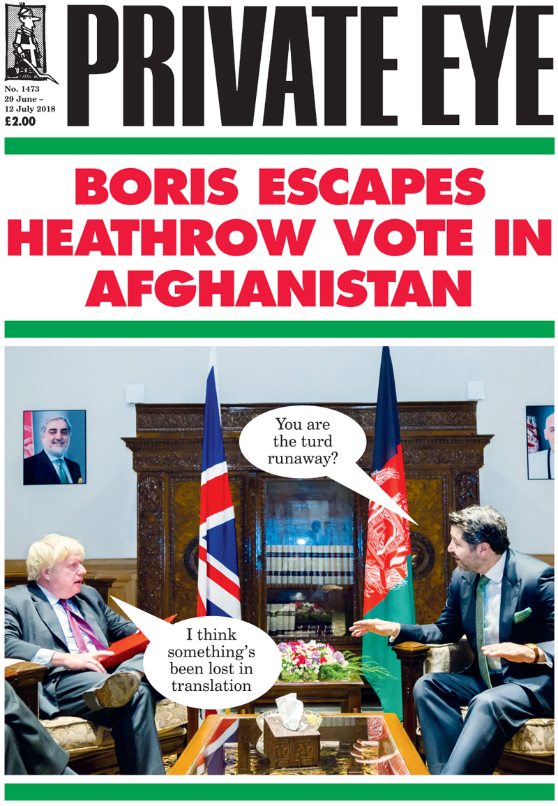 Private Eye Issue 1473