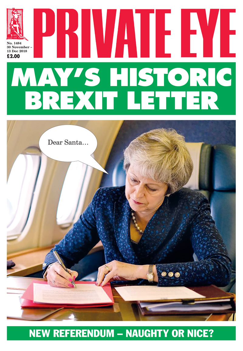 Private Eye Issue 1484