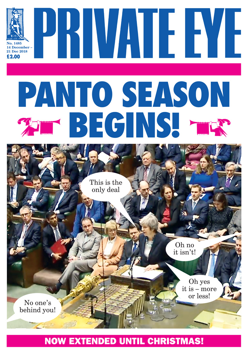 Private Eye Issue 1485