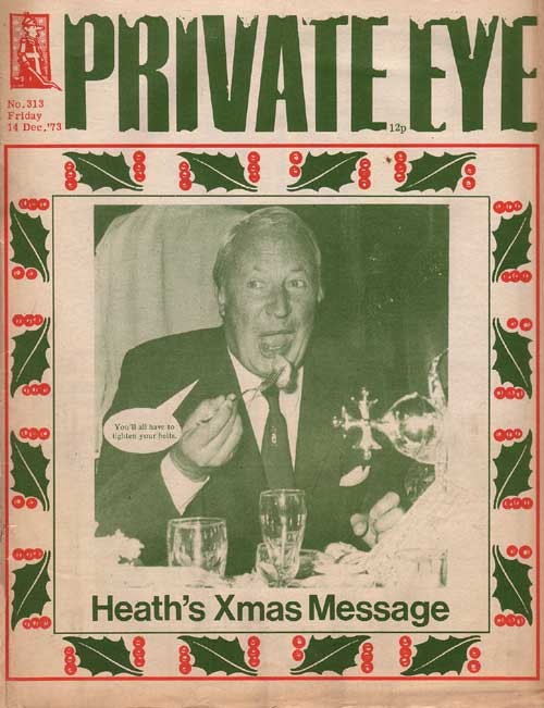 Ted Heath Christmas