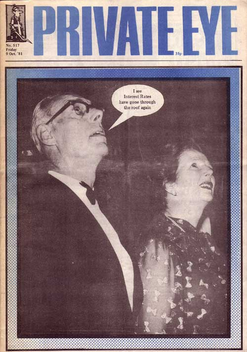 Denis Thatcher Margaret Thatcher
