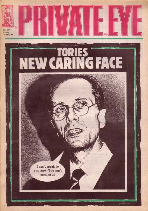 Norman Tebbit