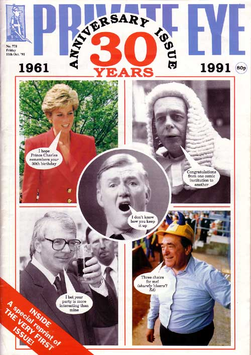 Princess Diana John Major Robert Maxwell Cecil Parkinson