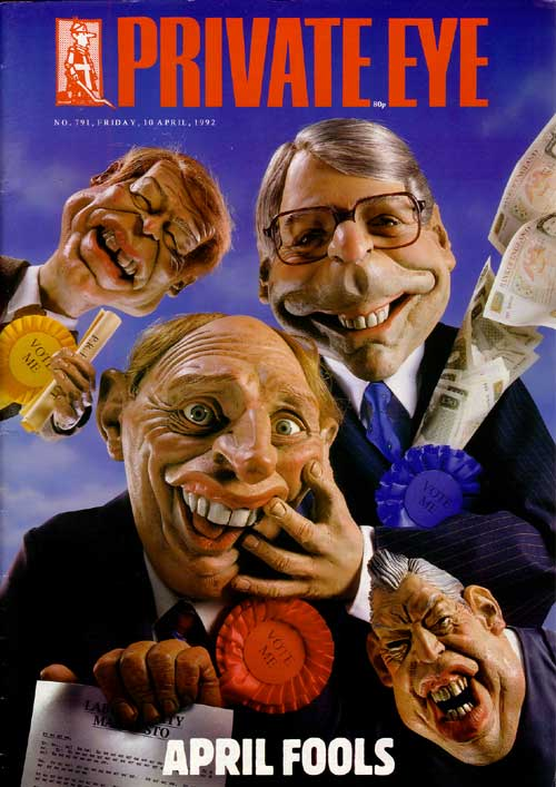 Paddy Ashdown Neil Kinnock John Major Ian Paisley